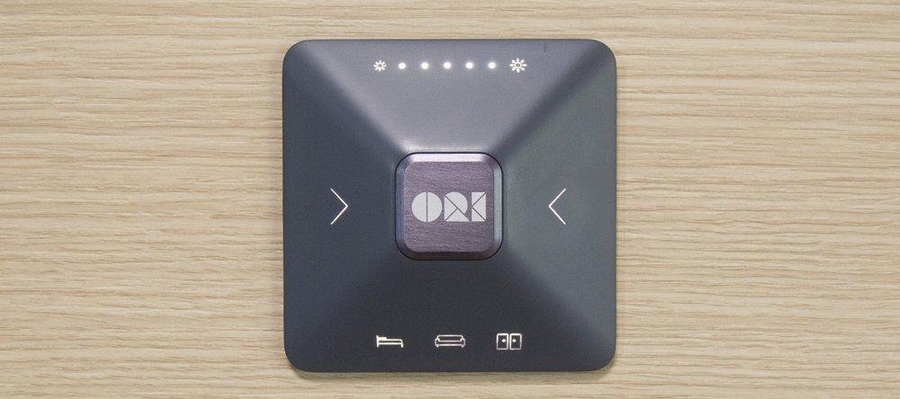 Ori Control Interface in Active Mode