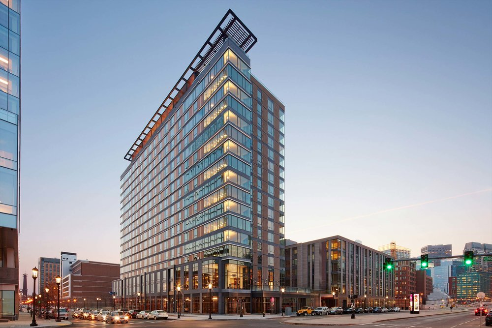 Watermark seaport -