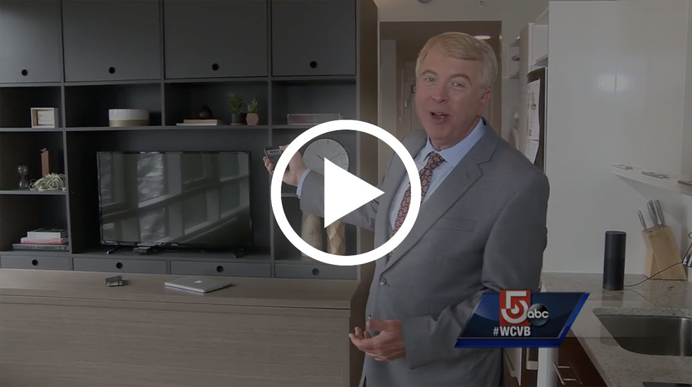 WCVB:   'Furniture with Superpowers' helping make the most out of small apartments   Mike Wankum from WCVB the ABC affiliate in Boston interviews Ori Systems CEO, Hasier Larrea.  See the future of urban living, today.