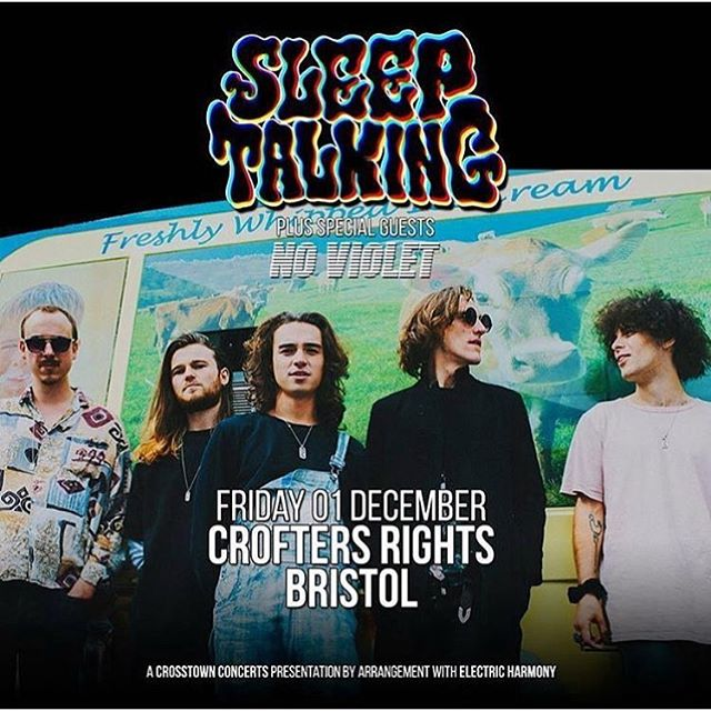 Tonight! @crofters_rights with @novioletuk #sssleeptalking