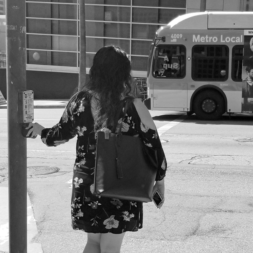 POV and LA Metro created one of the first-ever hotlines dedicated to supporting riders who have experienced sexual harassment while riding on transit