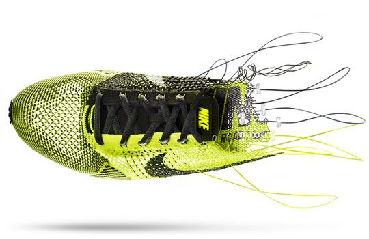 Nike's Flyknit technology