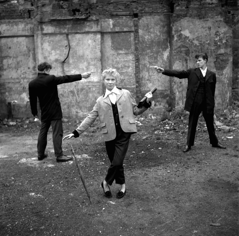 Teddy Girls - Badass postwar Brits