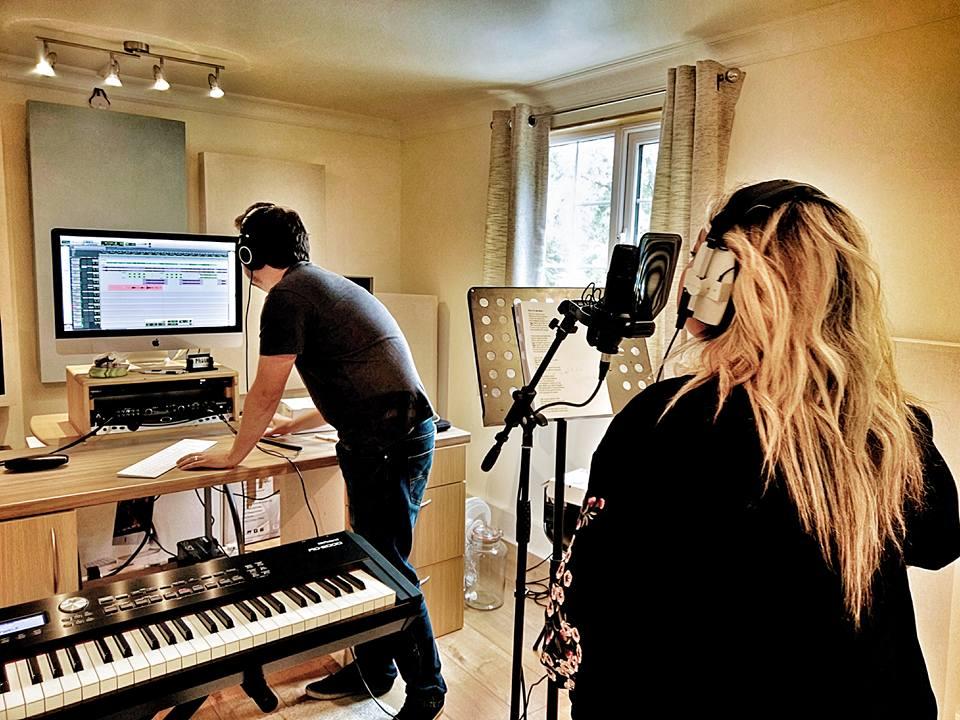 In studio with Sharon.jpg
