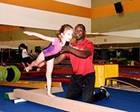 Balance Beams - A single long or up to three short balance  beams encourage confidence, poise, and new movements like jumping and dipping, as well as focus on form and attitude