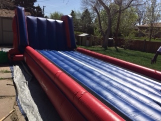 Air Track - We can bring the Air Track along for parties and picnics