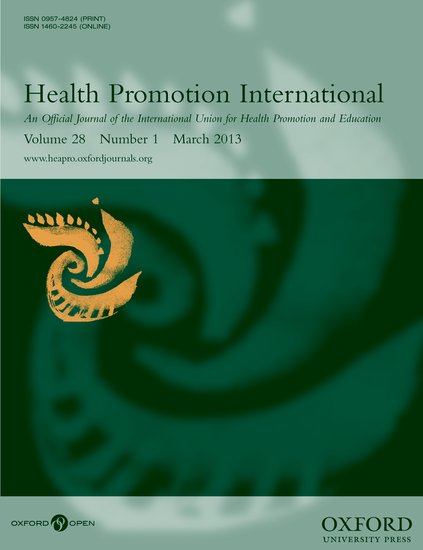 Health-Promotion-International