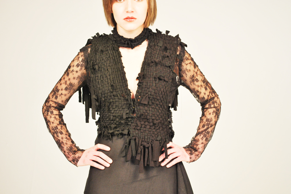 LACE & VOID - F/W 2010 .:.PHOTOS BY HEATHER PFISTER