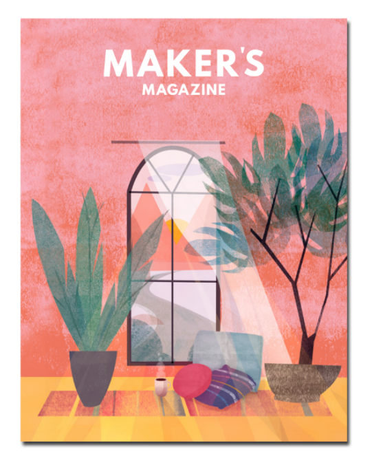 Makers Movement Issue 2: The Morning. 2016
