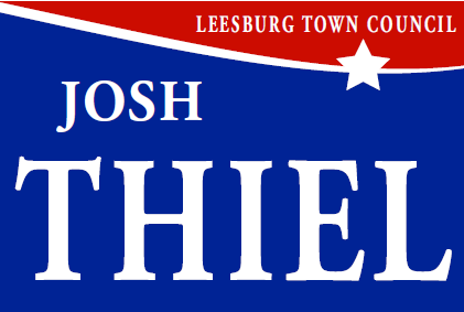Josh Thiel for Leesburg