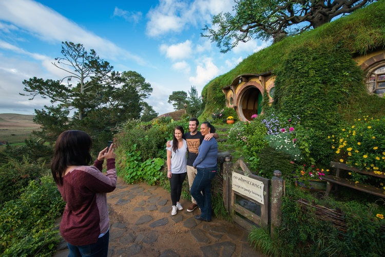 Hobbiton Movie Set Tour - From $220 NZD per person