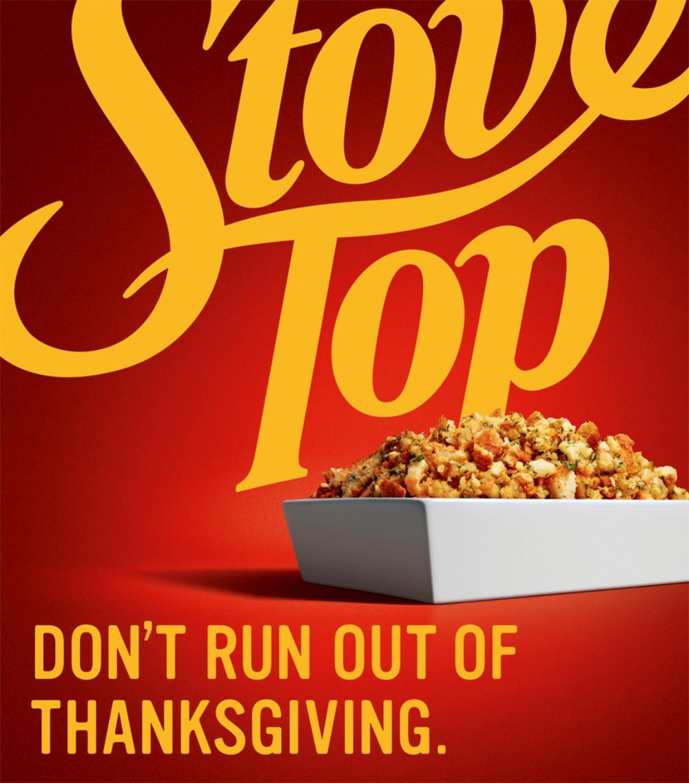 STOVE TOP - Brand Print