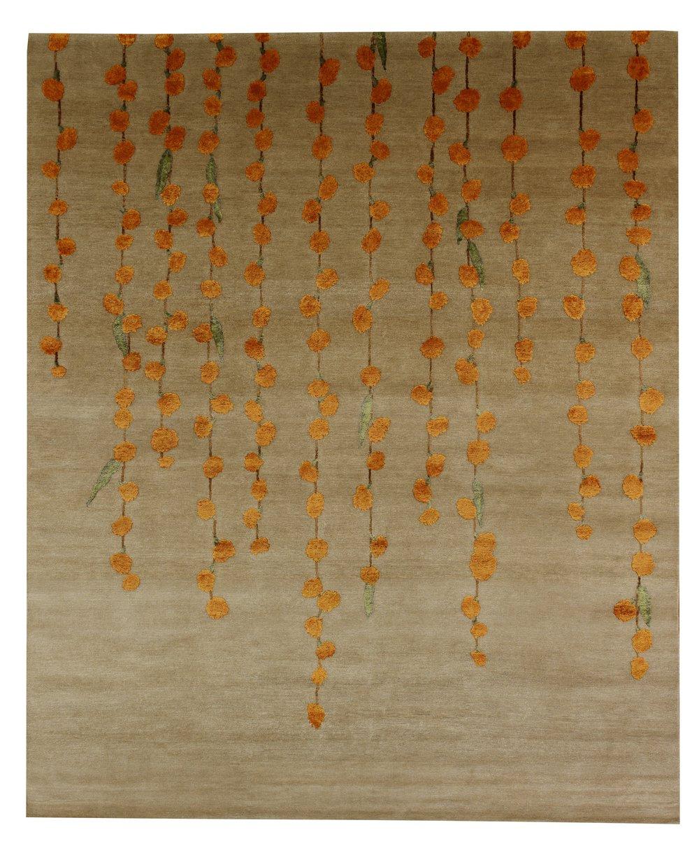 Marigolds - Beige