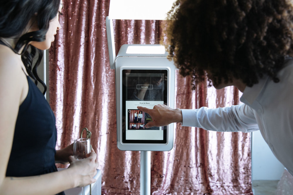 Dual Screens! - You don't want your guests waiting all night in lines. We've found a way to accommodate that!