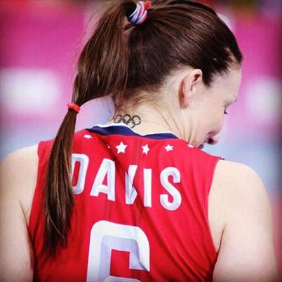 Nicole Davis - World Champion. 2x Olympic Medalist