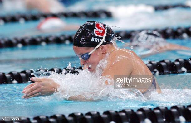 Caroline Bruce McAndrew - Olympic Swimmer, Stanford Swim