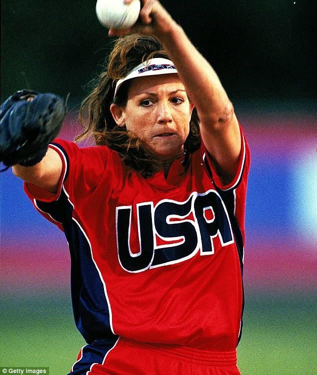 Michelle Smith - ESPN Anallyst USA Softball 2x Gold Medalist
