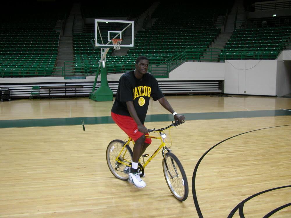 Mamadou Diene - Baylor Basketball