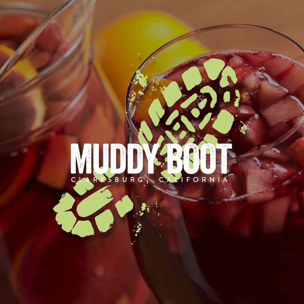 Muddy Boot Sangria Lounge Enjoy shorter bar lines and exclusive drinks in the VIP area at City of Trees. Stop by the Muddy Boot Sangria Lounge for a refreshing Sangria that will make you feel like you're poolside in Spain. Make sure to share pics of you and your friends enjoying Muddy Boot Wine with #MuddyBoot on social for your chance to win a private VIP vineyard tour and tasting for four!