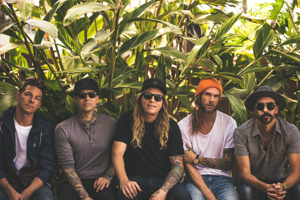 "After two decades spent chiseling their unique, multi-genre infused sound,  Dirty Heads  have finally come into their own. Since the release of their 2008 debut Any Port in a Storm, the five-piece band -- Jared Watson (vocals), Dustin ""Duddy B"" Bushnell (vocals/guitar), Jon Olazabal (percussion), Matt Ochoa (drums) and David Foral (bass) -- has consistently experimented with their sunny style, leaning heavily on reggae fused with hip-hop cornerstones and scaling back for more acoustic fare, darting between extremes. But it's with their fifth and self-titled album that the group has felt fully confident in a body of work, ready to bring their unique style to the masses.  With a solid fan-base already in place,  Dirty Heads  are focusing their sights on something they've been edging towards for years: breaking the mainstream. ""We want our fans to love it, because we love what we do and we want to keep doing it,"" says Watson. ""But this album for me, I cannot poke a hole in any of it. From front to back, it's really so phenomenal. I'm so confident in it that I want it to take  Dirty Heads  from the band that we are in America, worldwide.""  BAND WEBSITE"