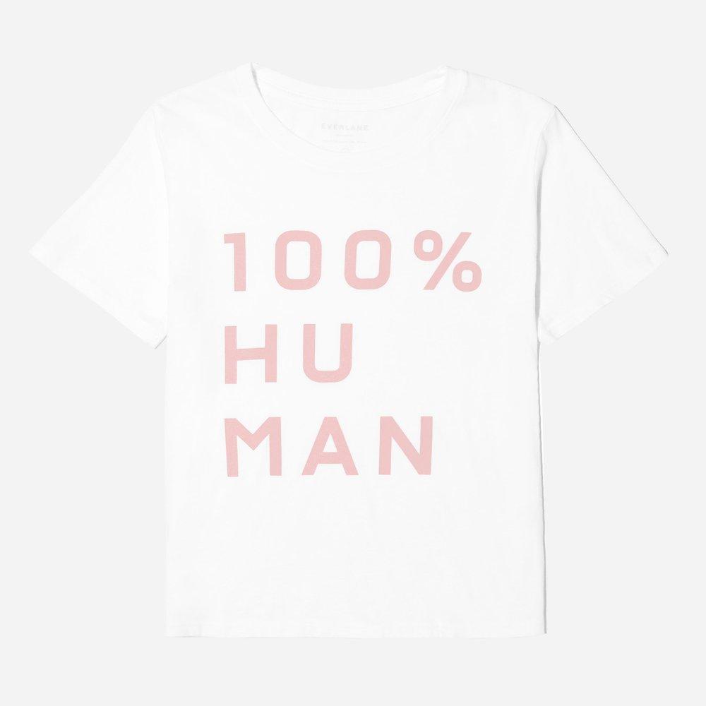 Everlane 100% Human Tee