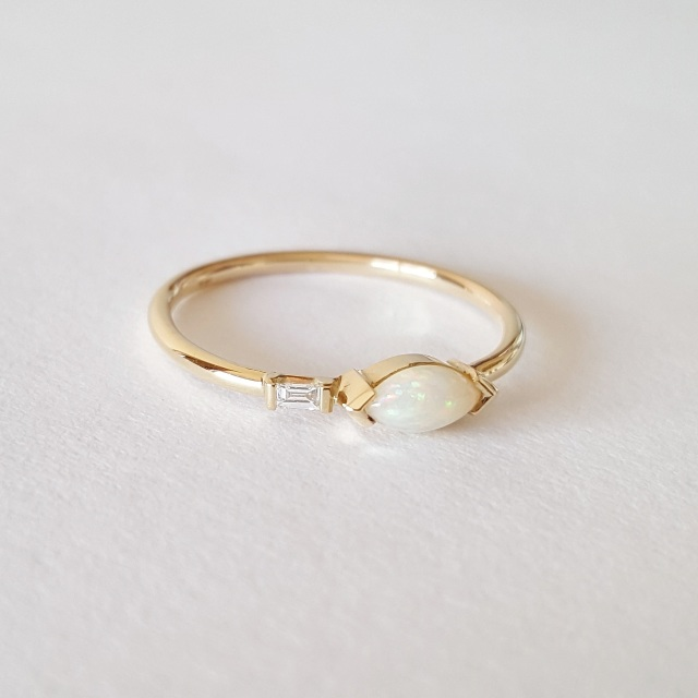 Goldlane Layla Kaisi Collection Host Ring seriously check out her whole collection and thank me later