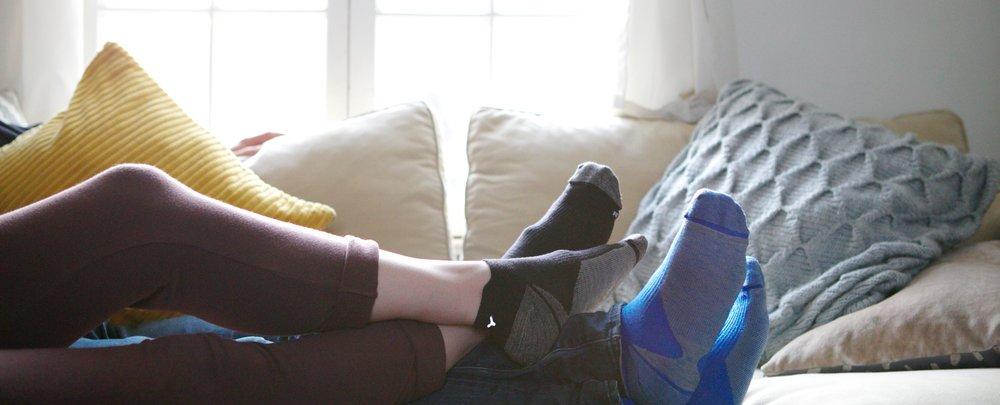 Yathletics Crew Socks
