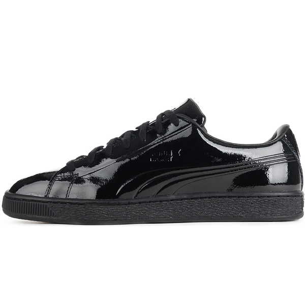 Basket Classic Patent Emboss Casual Sneaker  $75