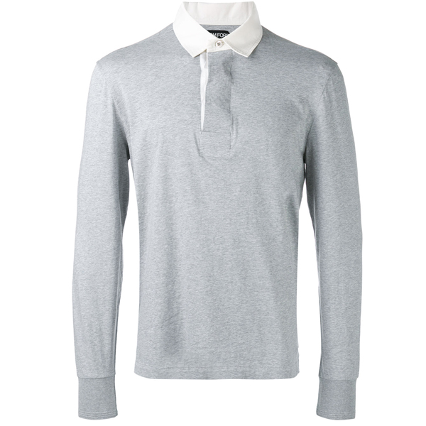 Tom Ford Contrast Collar Polo Shirt   $306 (Alternative) It's Sold Out