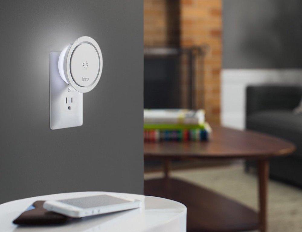 Leeo Smart Alert Safety Nightlight  $49