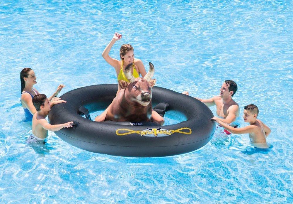 Intex Inflatabull Pool Floater $ 49