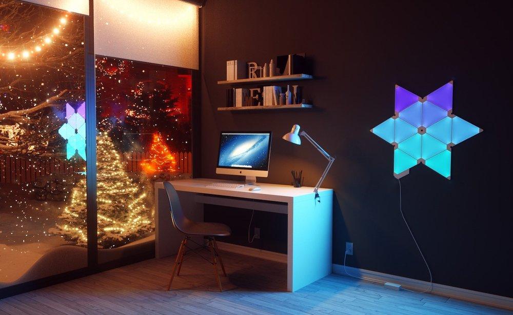 Nanoleaf Aurora Smart Lighting Kits  $85