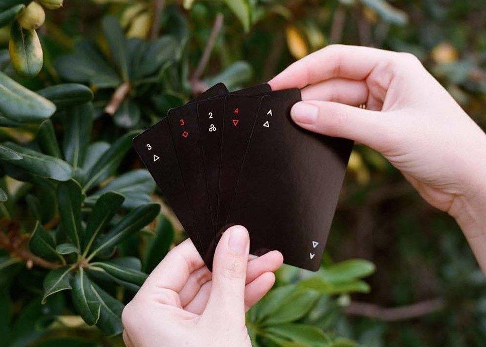 Minim Playing Cards $ 10