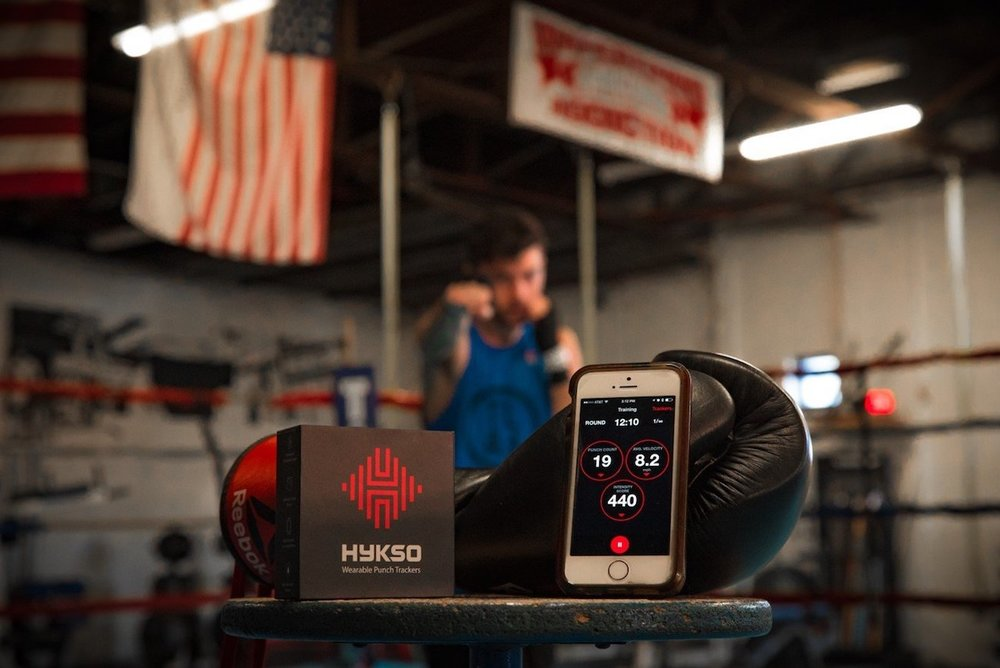 Hykso Punch Tracker System $ 189