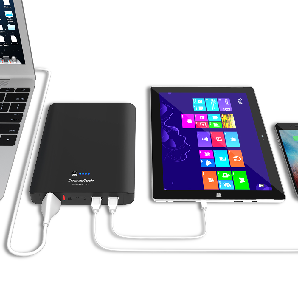 ChargeTech AC Power bank   $ 369