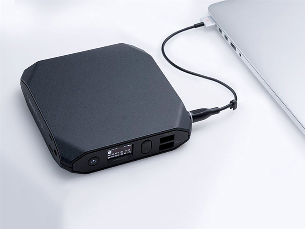 Omnicharge 20 - A small device that can boost your gadgets in an instant.