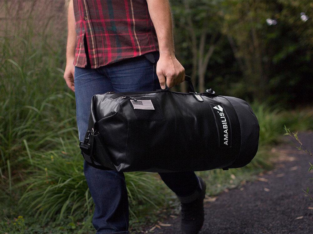Amabilis Duffel Bag - The last duffel bag you're going to buy