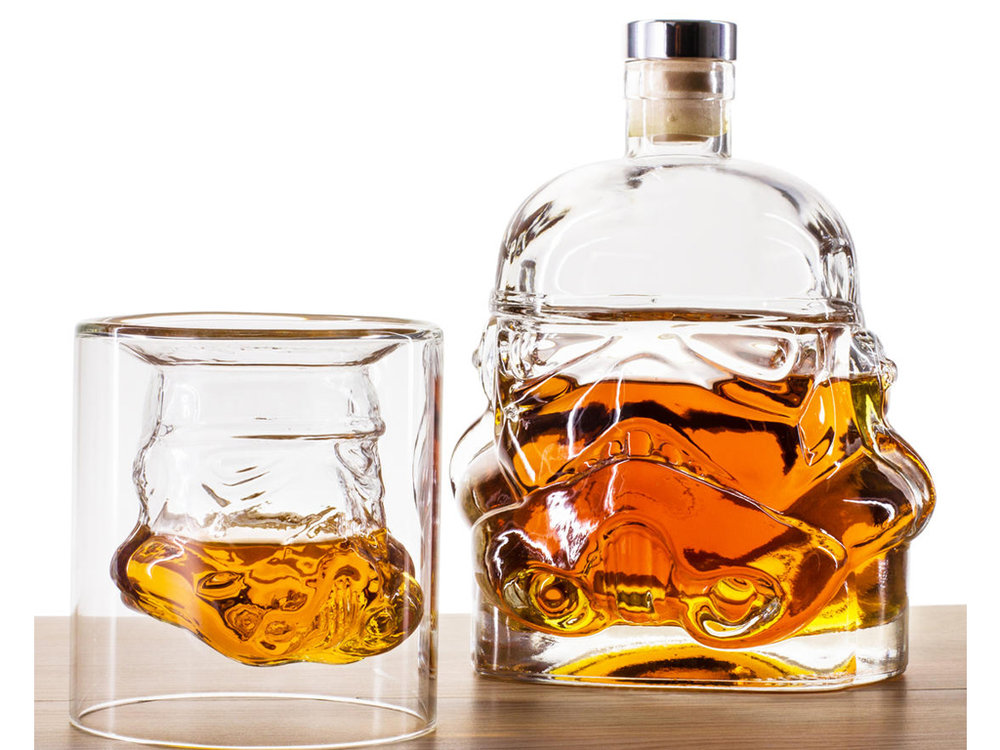 Level Up Your Drinking Game With These Decanters - Serve your guests in a stylish way.