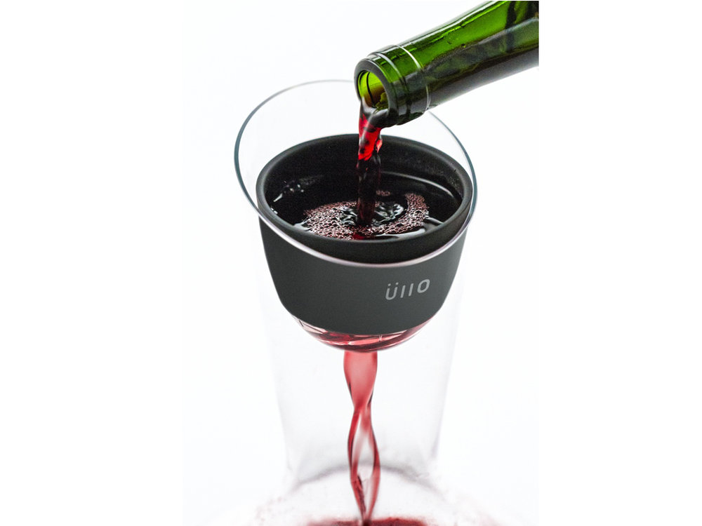 Ullo Wine Purifier   Restore the original taste of the wine.