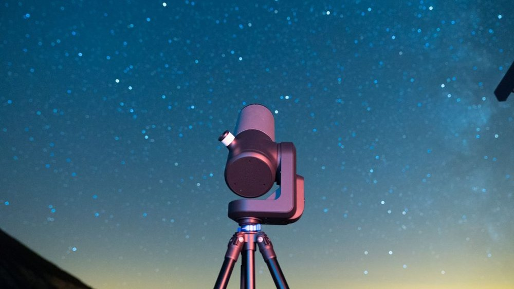 unistellar eVscope Telescope Frillstash