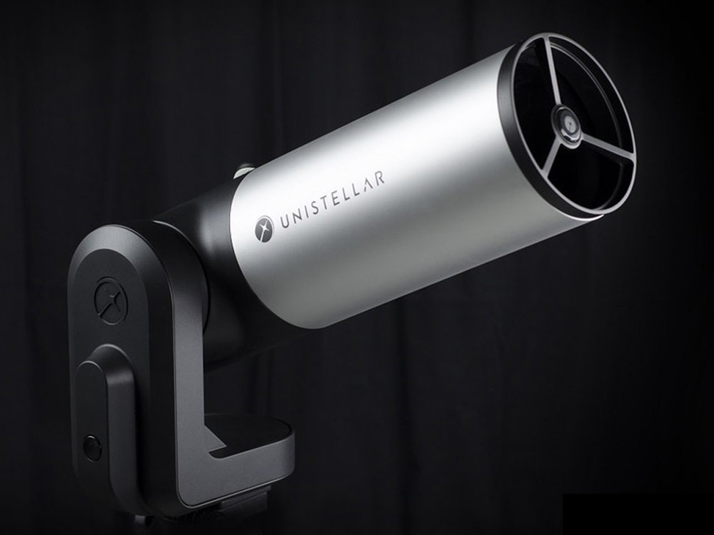 Unistellar eVscope Telescope - See the full color of universe brighter, clearer and more captivating like any you've never seen before.