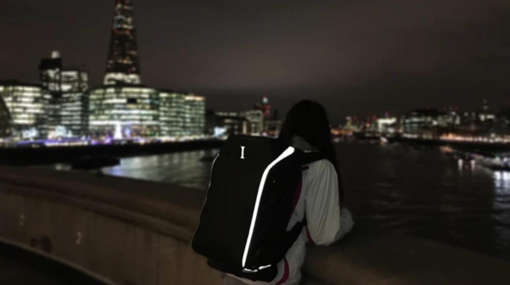 instinct backpack frillstash