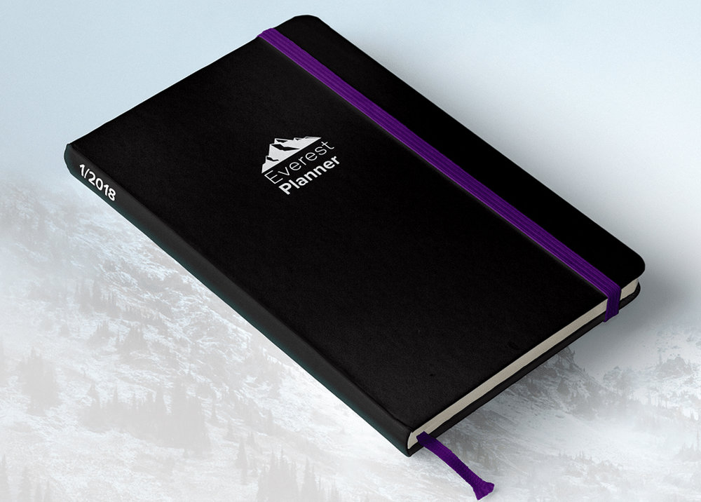 Everest Planner   Triple your productivity with the best planner.