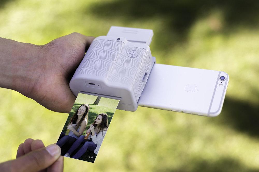 Prynt Pocket Frillstash