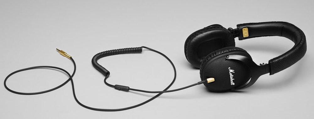Marshall Monitor Bluetooth Headphones Frillstash