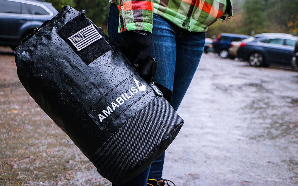 Amabilis Duffel Bag Frillstash