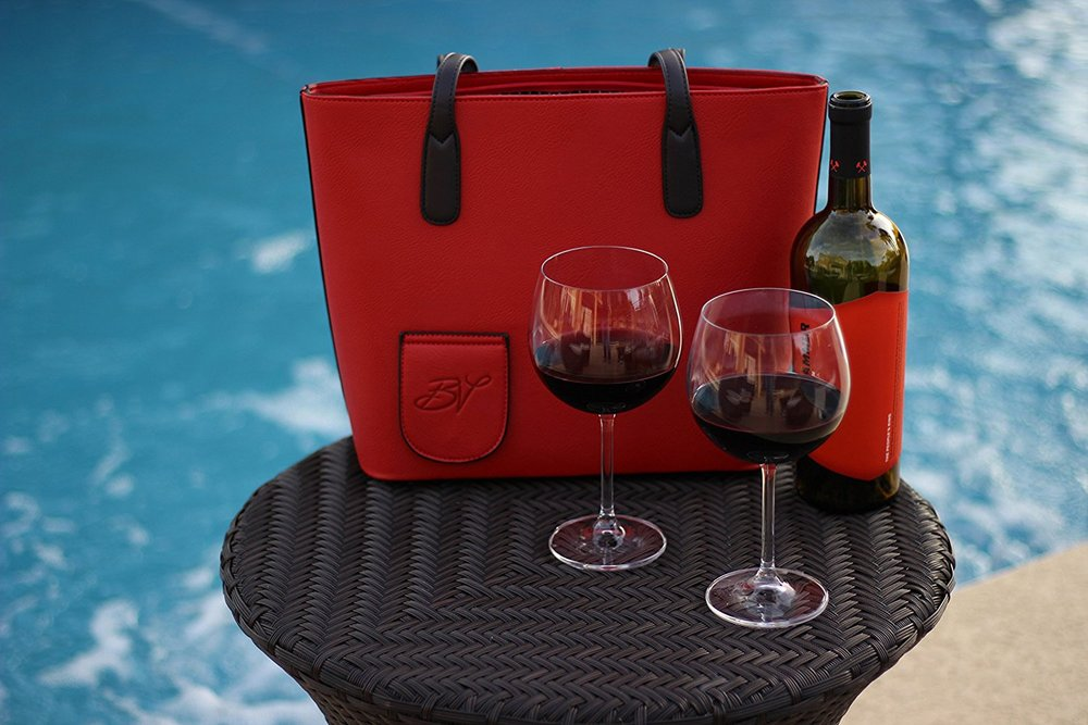 PortoVino Wine Purse Frillstash
