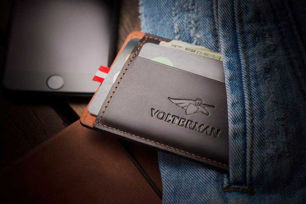 Volterman Wallet Frillstash
