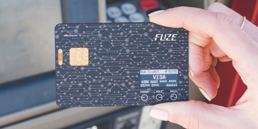 Fuze Card Frillstash