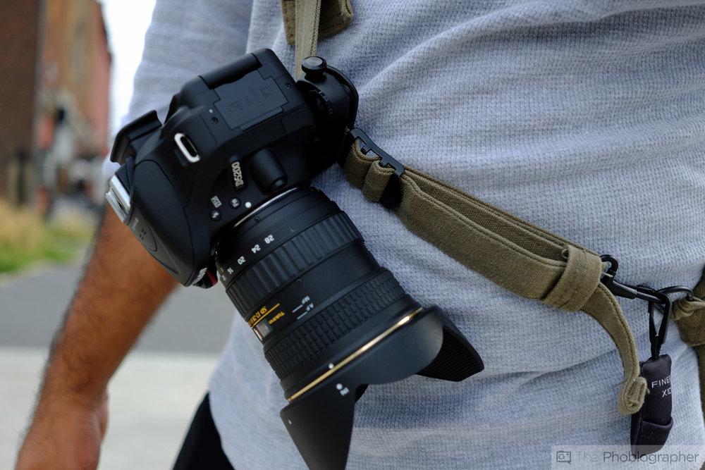 Peak 2 Capture Camera Clip Frillstash